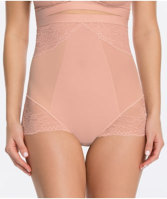 SPANX Lace Collection High-Waist Brief Plus Size