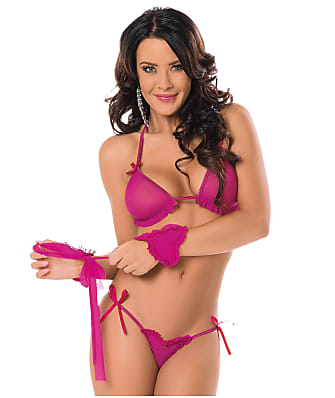 Escante Love Wireless Bra & Panty Set