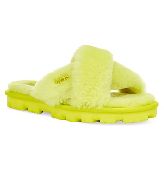 UGG Fuzette Slides