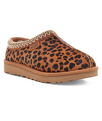 UGG Tasman Leopard Slippers