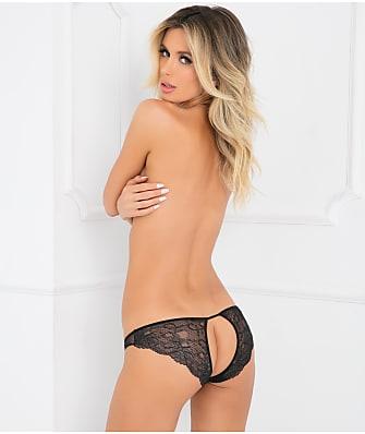 Rene Rofe Pure NV Crotchless Bikini