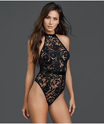 Dreamgirl Lace And Shine Teddy