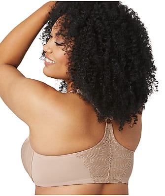 Glamorise WonderWire Front Close T-Back Bra