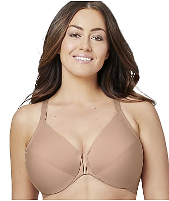 Glamorise Wonderwire Smoothing Front-Close Bra