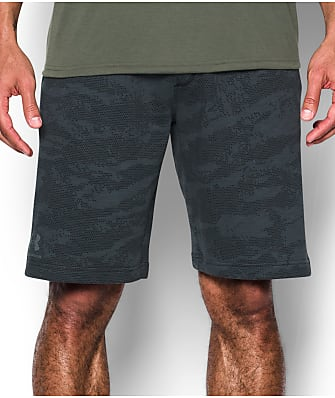 Under Armour Sportstyle Camo Fleece Shorts
