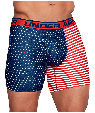 Under Armour UA Original Series 6'' Boxerjock Boxer Brief