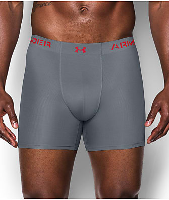 Under Armour Armourvent Mesh 6'' Boxerjock Boxer Brief
