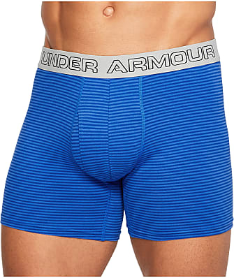Under Armour Charged Cotton 6'' Boxerjock Boxer Brief 3-Pack