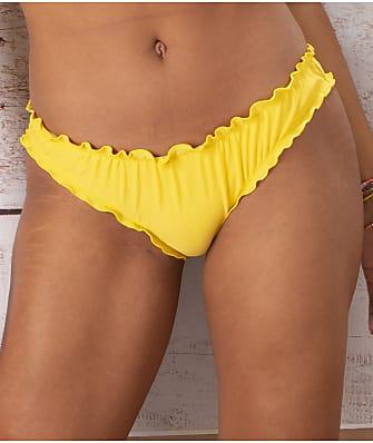 Pour Moi Free Spirit Frill Bikini Bottom