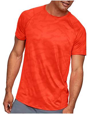 Under Armour MK1 Printed Crew Neck T-Shirt