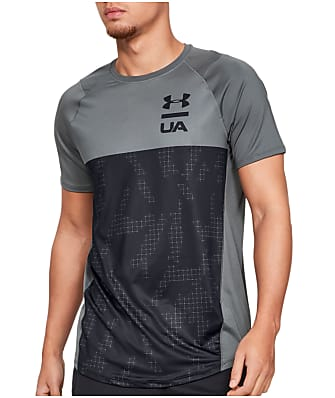 Under Armour MK1 Colorblock Crew Neck T-Shirt