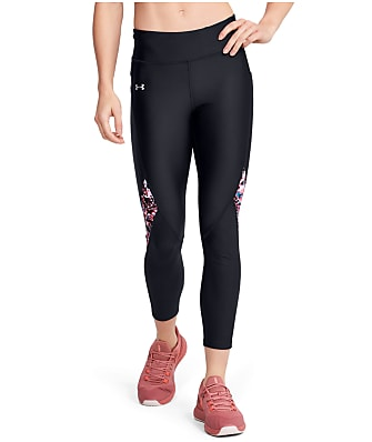 Under Armour Print Label Ankle Crop Leggings