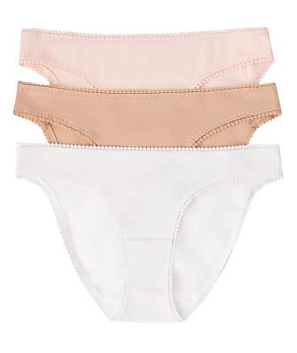 OnGossamer Cabana Cotton Hip Bikini 3-Pack