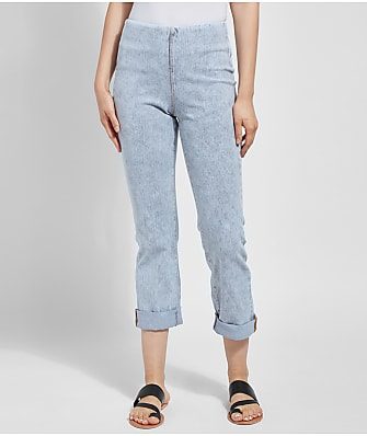 Lyssé Medium Control Boyfriend Denim Pants