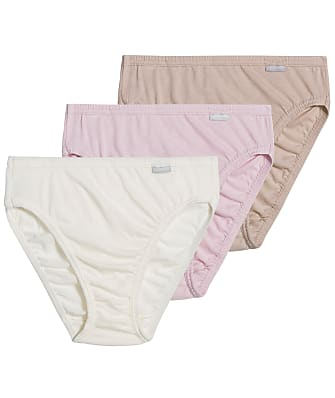 Jockey Plus Size Elance French Cut Brief 3-Pack