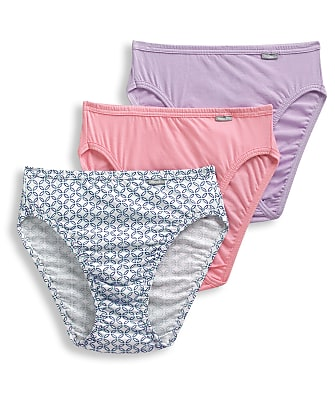 Jockey Plus Size Elance® French Cut Brief 3-Pack