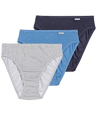 Jockey Elance® French Cut Brief 3-Pack