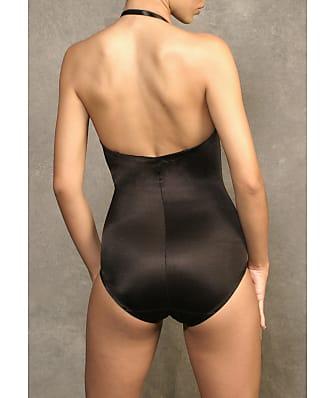 Va Bien Firm Control Plunge Bodysuit