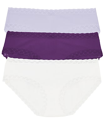 Natori Bliss Cotton Girl Brief 3-Pack