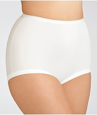 Vanity Fair Plus Size Lollipop Legband Brief 3-Pack