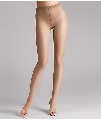 Wolford Luxe 9 Denier Toeless Pantyhose