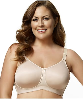 Elila Layla Seamless Wire-Free Spacer T-Shirt Bra