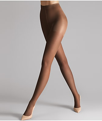 Wolford Individual 10 Denier Control Top Pantyhose