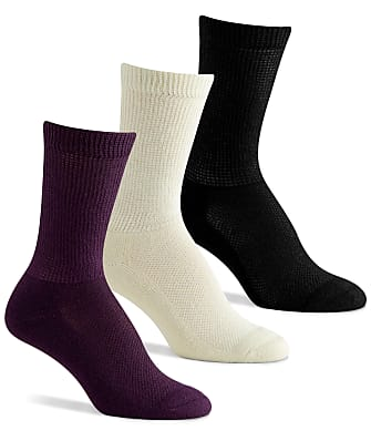 Berkshire Diabetic Crew Socks 3-Pack