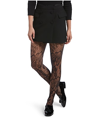 HUE Blooming Net Tights
