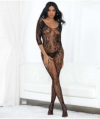 Escante Lace Crotchless Bodystocking
