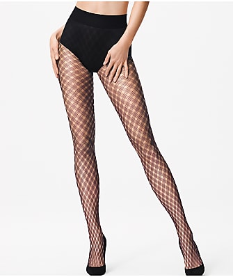 Wolford Bobbi Geo Net Tights