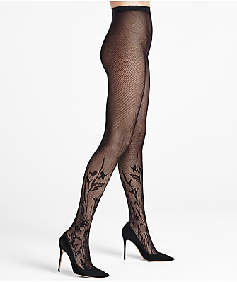 Wolford Wildflower Net Tights