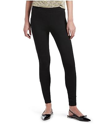 HUE Plus Size Brushed Jersey Leggings