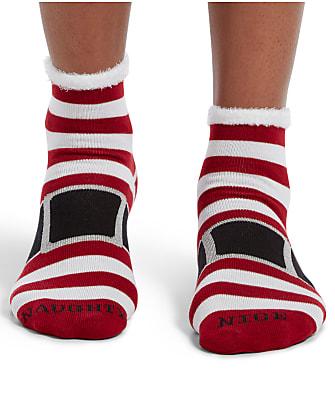 HUE Santa Low-Cut Socks