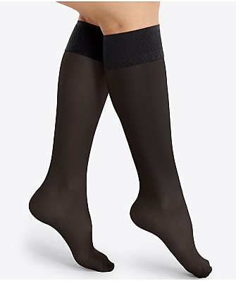 SPANX Graduated Compression Hi-Knee Knee Highs