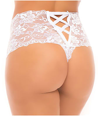 Oh Là Là Chéri   Plus Size Goodnight Kiss Crotchless Boyshort