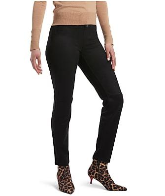 HUE Microsuede Straight Leggings