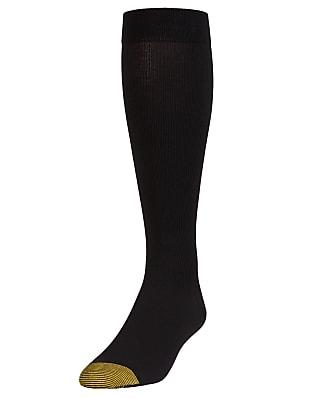 Gold Toe Mild Compression Over The Calf Dress Socks