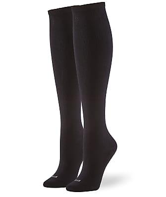 HUE Massage Sole Knee Sock 3-Pack