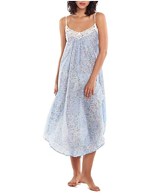 Papinelle Cherry Blossom Maxi Woven Nightgown