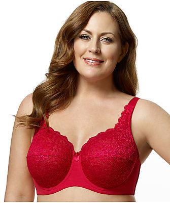 Elila Isabella Lace Full Coverage Bra