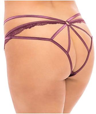 Oh Là Là Chéri   Plus Size Lea Cage Back Bikini