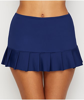 24th & Ocean Solid Smoothing Swim Skirt