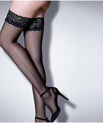 Pour Moi Adore Lace Top Thigh Highs