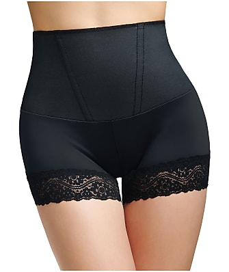 Squeem Curve Emotion Firm Control Mid-Waist Boyshort
