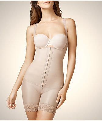 Squeem Sensual Curves Extra Firm Control Open-Bust Bodysuit
