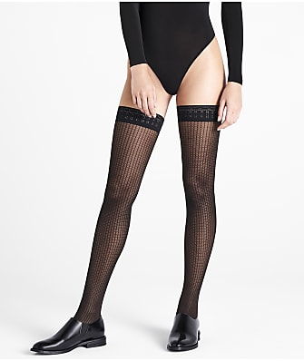 Wolford Trinity Thigh Highs