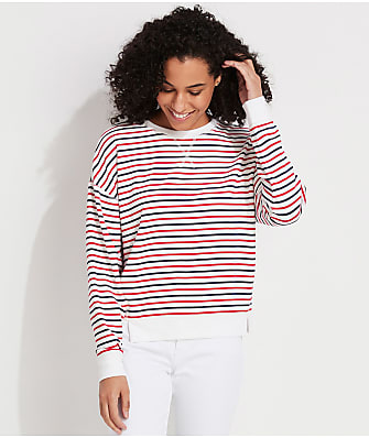 Vineyard Vines Lightweight Dreamcloth Modal Sweatshirt
