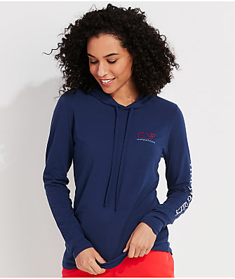 Vineyard Vines Edgartown Knit Hoodie Tee