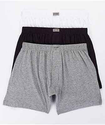 2(x)ist Knit Boxer 3-Pack